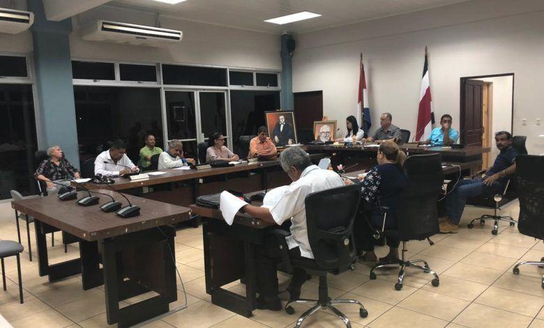 061119 Concejo Municipal Alcalde Puntarenas Regidores