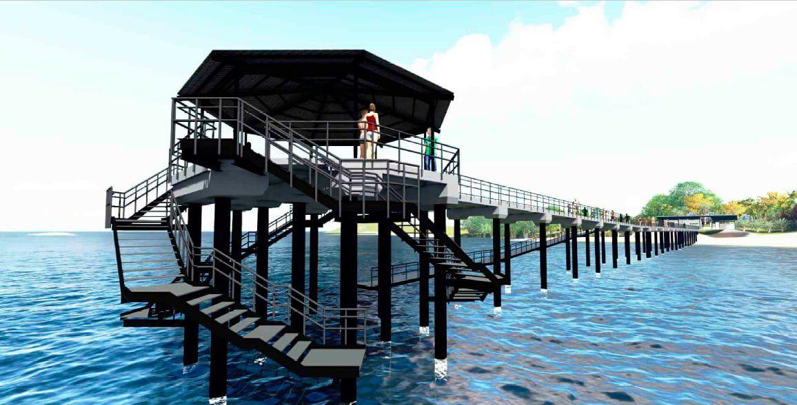 Atracadero Bahía Drake