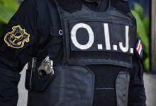 Policia OIJ allanamiento 21
