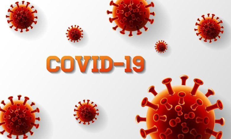 coronavirus covid 19 design vector
