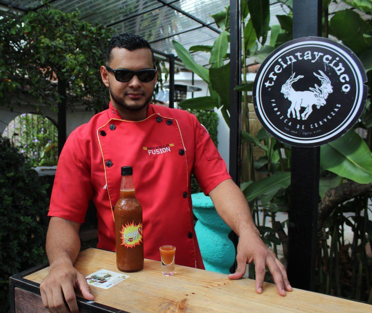 Chef Yanis García