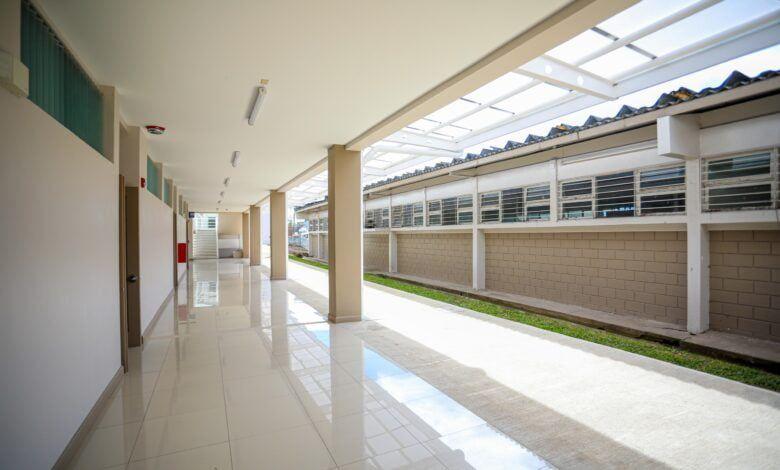 Rendicion Cuentas Inversion en Infraestructura Educativa Colegio Nocturno de Cartago Presidente Carlos Alvarado Foto Julieth Mendez 07 1 2021 5